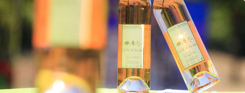 Guide des vins de Provence rue des vignerons
