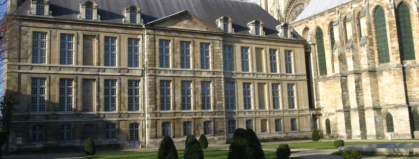 Palais du tau reims rue des vignerons
