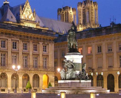 Place royale Reims