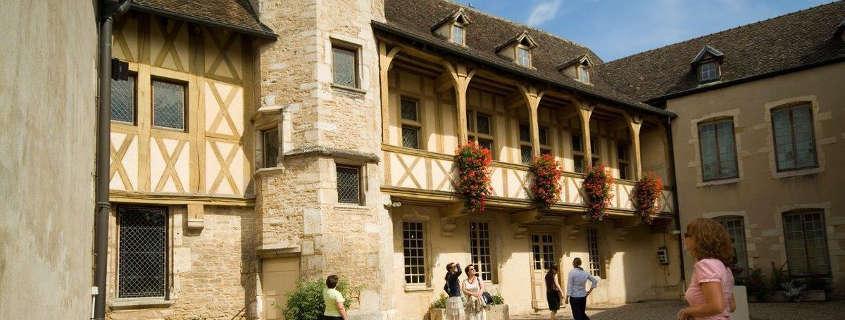 Musée du vin Beaune