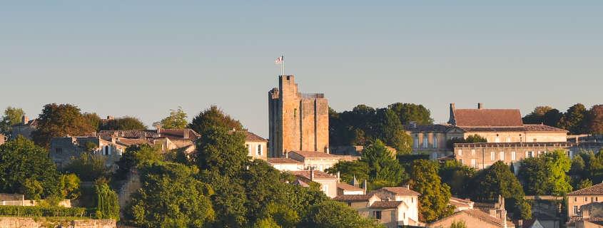 La tour du Roy, Saint Emilion