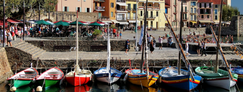 Port d'Avall Collioure
