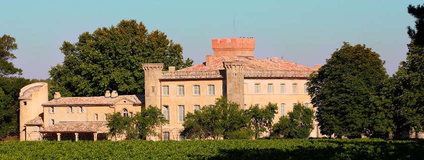 Chateau Beaulieu Aix en provence