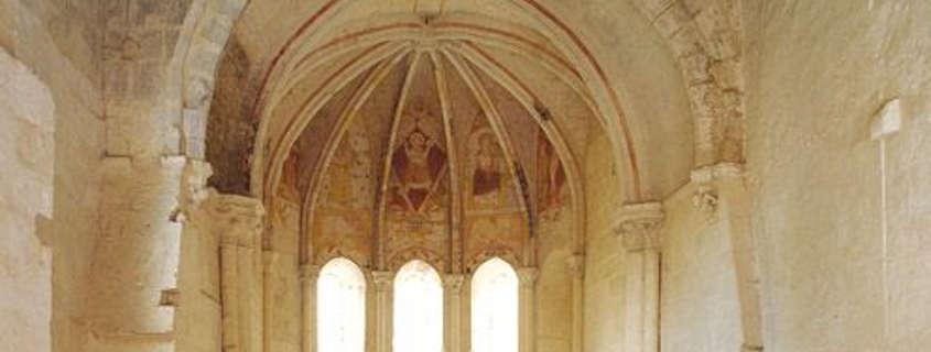 Chapelle de la Trinité Saint Emilion