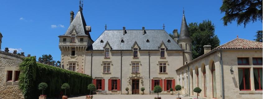 Chateau de Pressac Saint Emilion