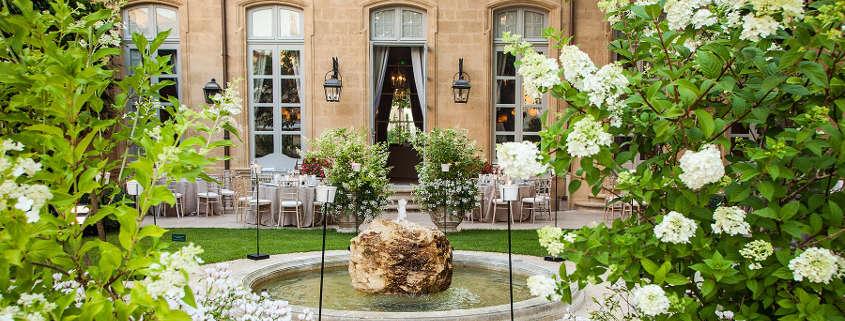 Hôtel Caumont aix en provence