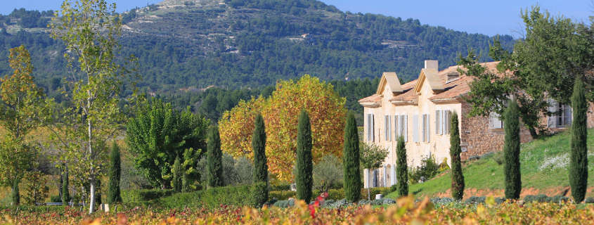 Chateau Paradis aix en provence