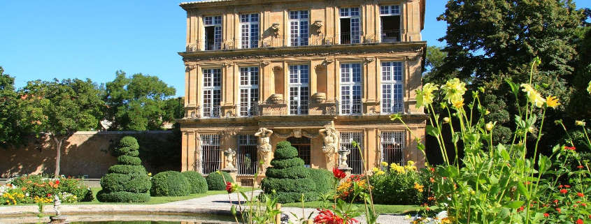 Pavillon Vendôme Aix en Provence
