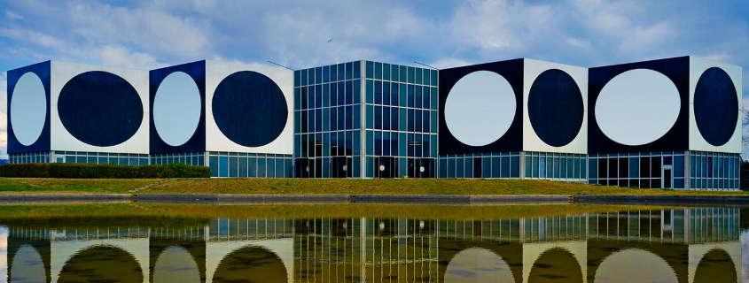 Fondation Vasarely Aix en provence