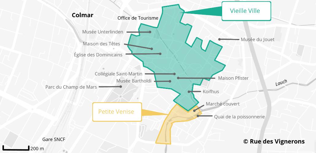 Visiter colmar et ses environs blog rue des vignerons - Chambres d hotes colmar et ses environs ...