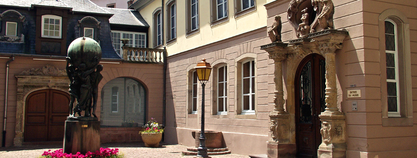 Musée de Bartholdi Colmar