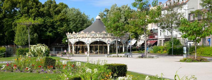 Carrousel 1900 Colmar