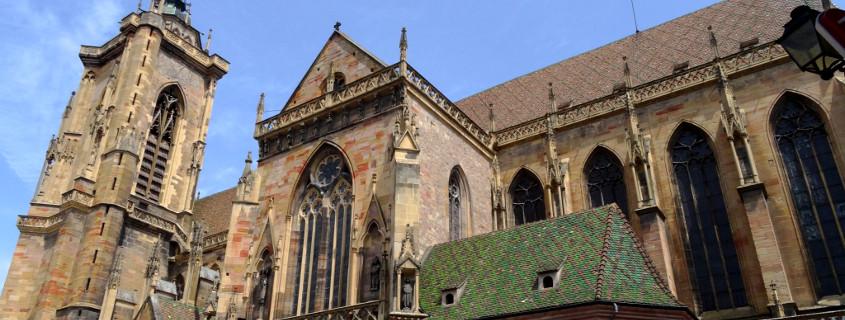 Collégiale Saint Martin Colmar