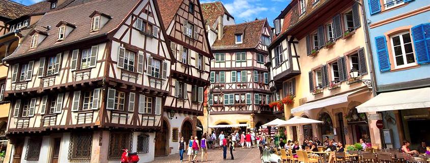 Vieille ville Colmar