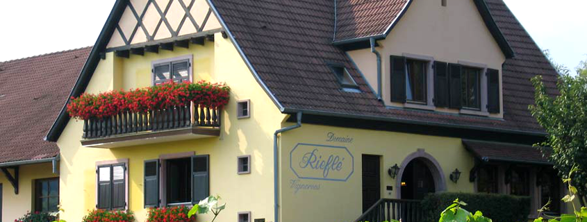 Domaine Rieflé Landmann Pfaffenheim