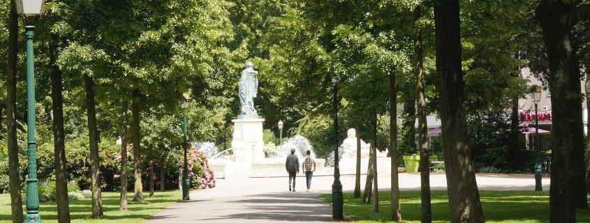 Parc du Champ de Mars Colmar