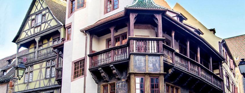 Maison Pfister Colmar