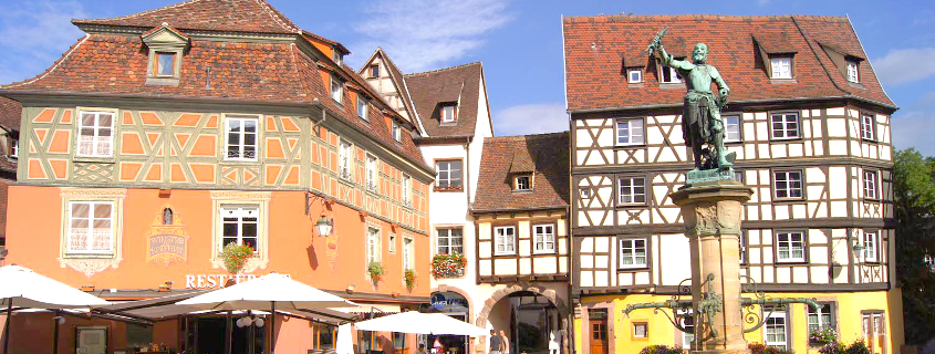 Fontaine Schwendi Colmar