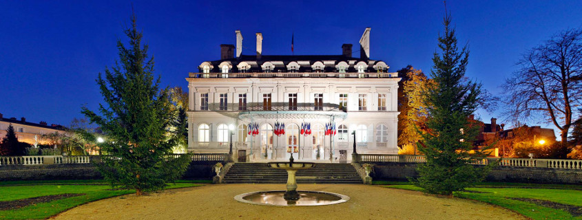 Hotel de ville Epernay