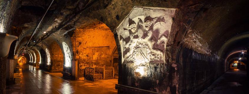 Caves champagne mercier