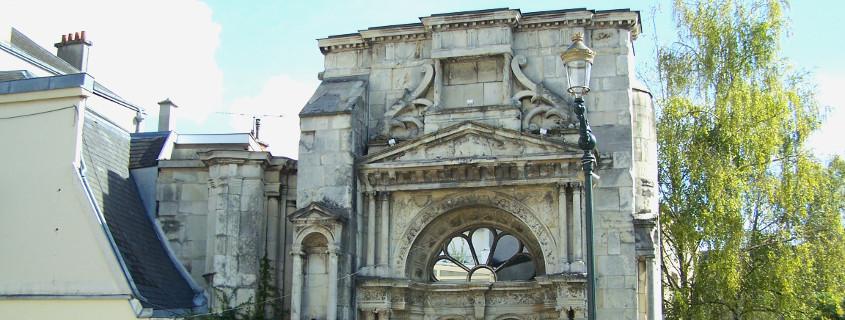 Portail Saint-Martin Epernay