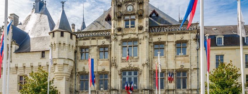 Hôtel de ville Saumur