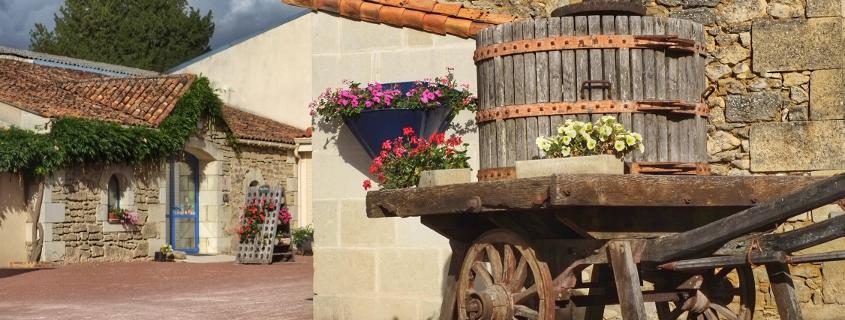 Domaine du Vieux Pressoir Saumur