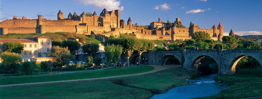 Chateau Carcassonne