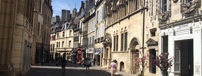 Centre ville Dijon