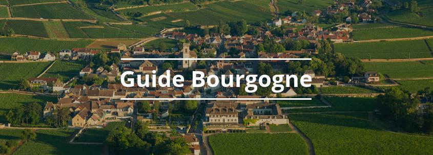 Visiter Bourgogne, top destinations Bourgogne, lieux d'intéret Bourgogne