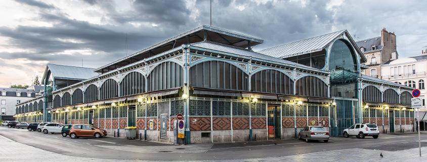 Halles de Dijon