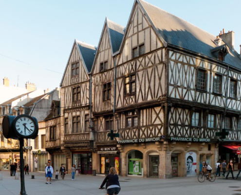 Rue de la liberté, Dijon