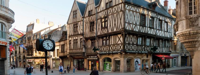 Rue de la liberté Dijon, Maison aux 3 pignons Dijon