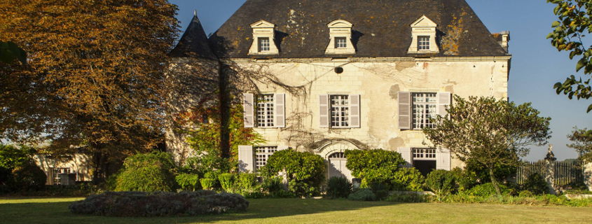 Château de Chaintres Saumur