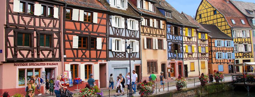 Visit Colmar Alsace France