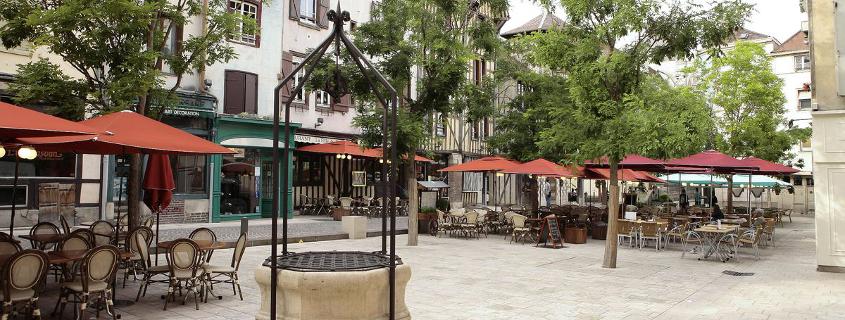 Place Foires de Champagne Troyes
