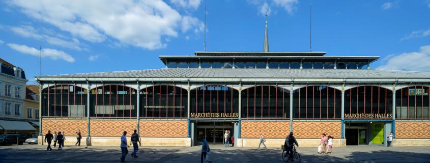 Les Halles de Troyes