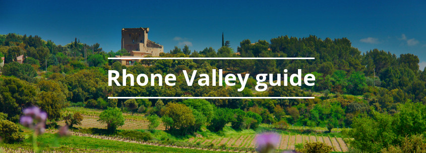 Rhone Valley travel guide, Rhone Valley top destinations to visit