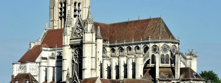 Cathédrale Saint Etienne Auxerre