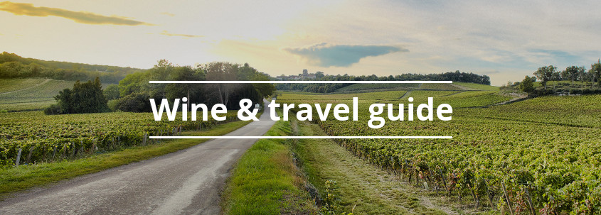 France wine and travel guide