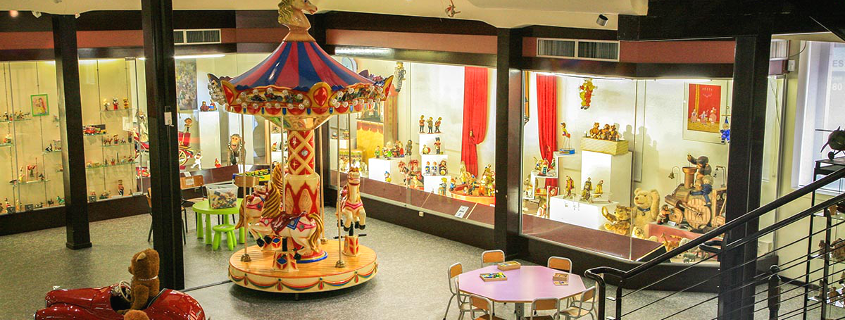 Toy museum Colmar