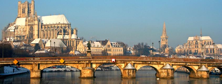 Pont de la Tournelle Yonne Auxerre