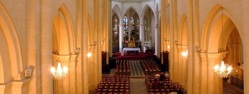 Eglise Saint Eusèbe Auxerre