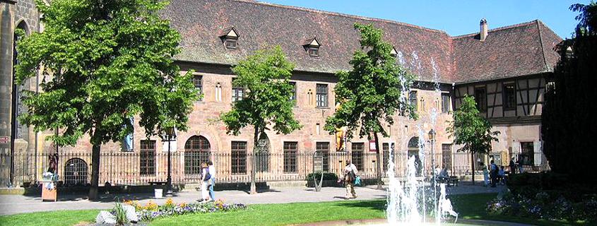 Unterlinden museum Colmar, Musée Unterlinden Colmar
