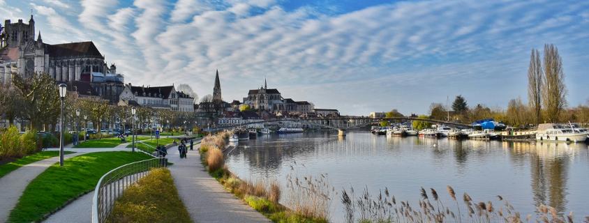 Carte Châteaux de la Loire