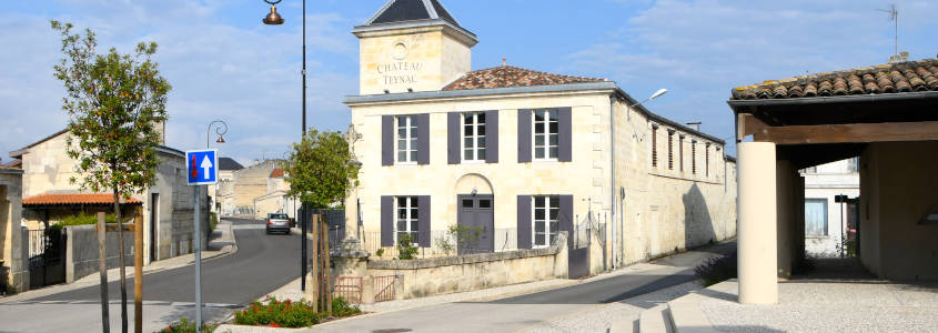 Chateau Teynac Saint Julien