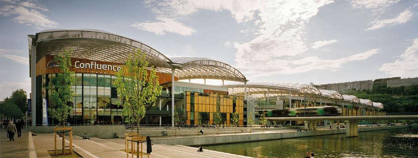 Quartier Confluence Lyon