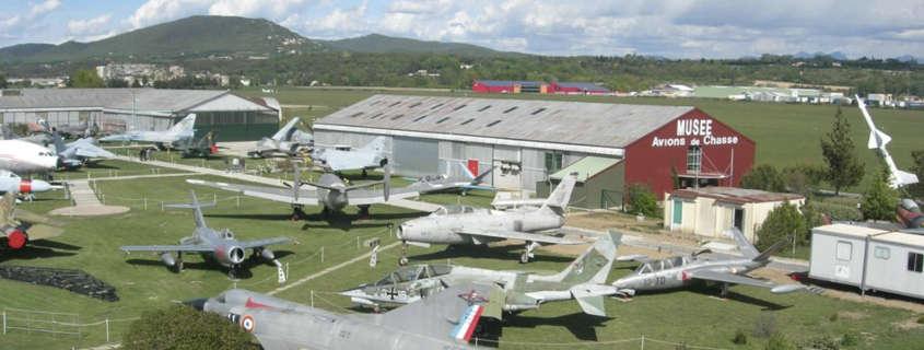 Musée de l'Avion de Chasse Montélimar