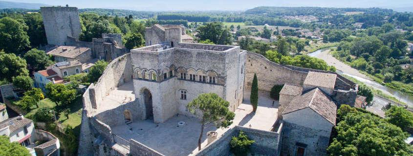 Chateau Adhémar Montélimar