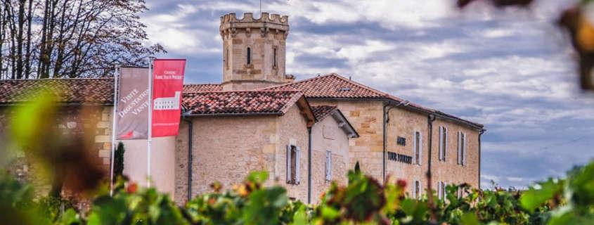 Chateau Ambe Tour Pourret Saint Emilion
